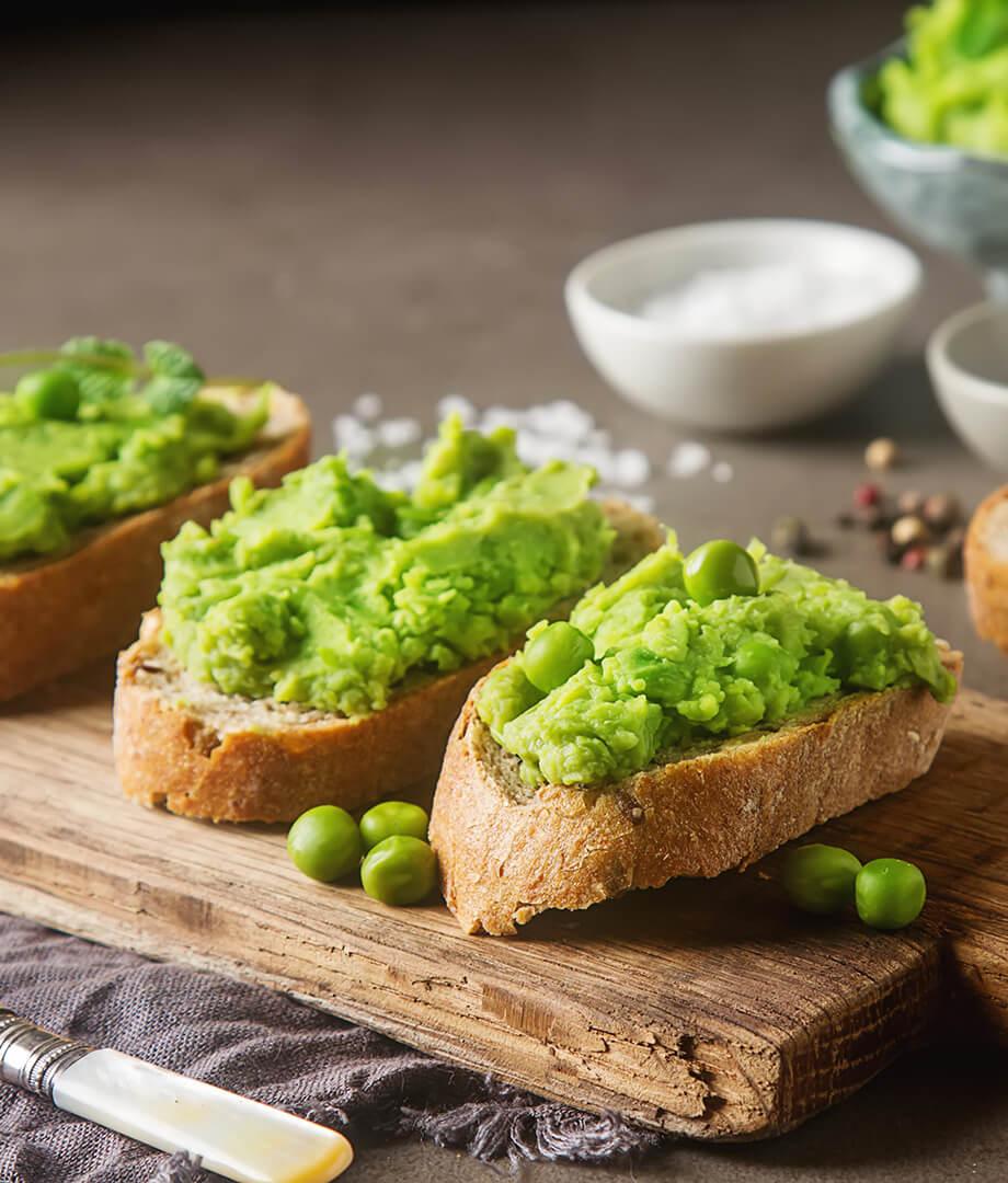 Abel restaurant borrelhapjes verse avocado toast